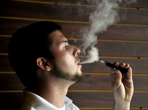 e-cigarette santé