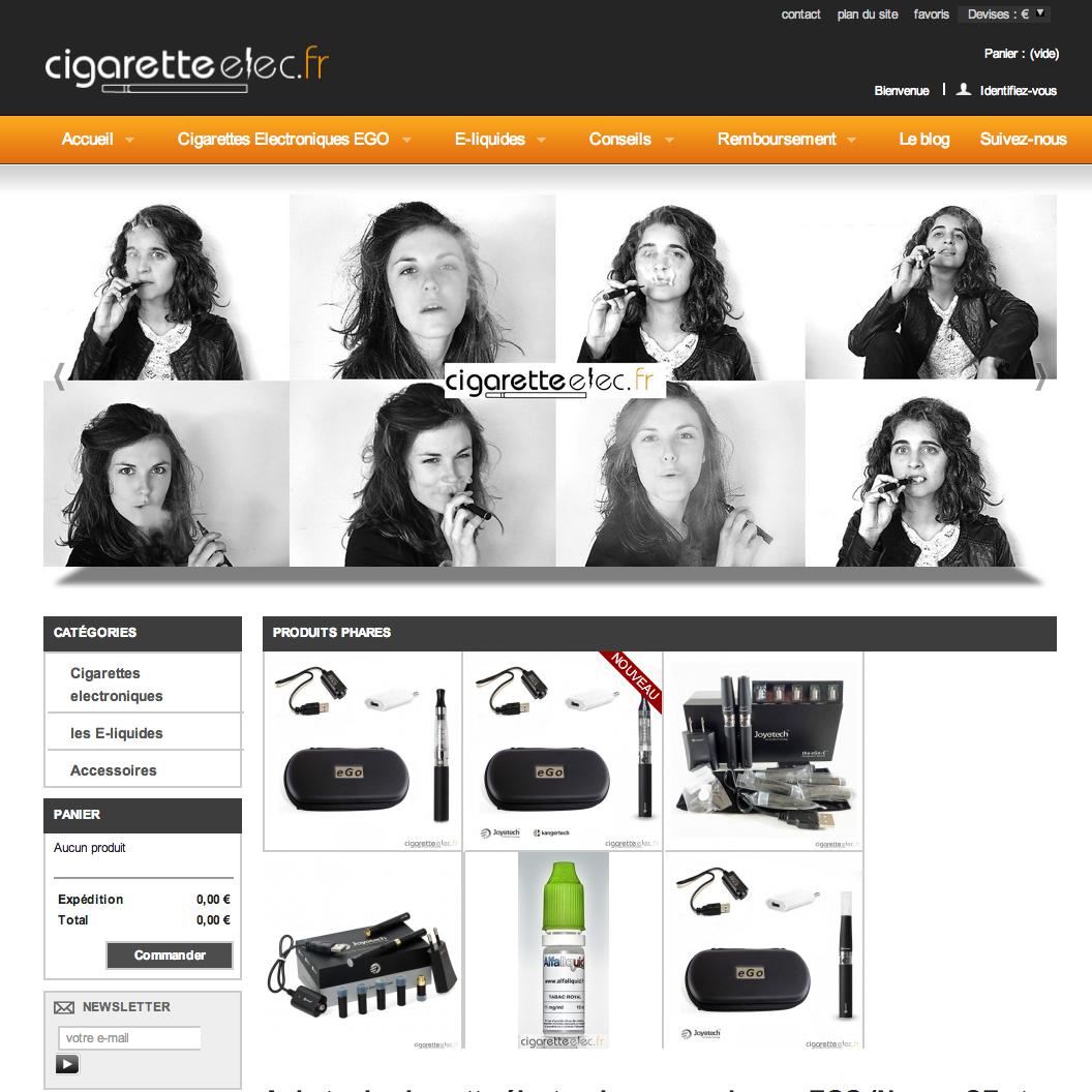 Photo of Cigaretteelect.fr une gamme de produits 100% Qualité.