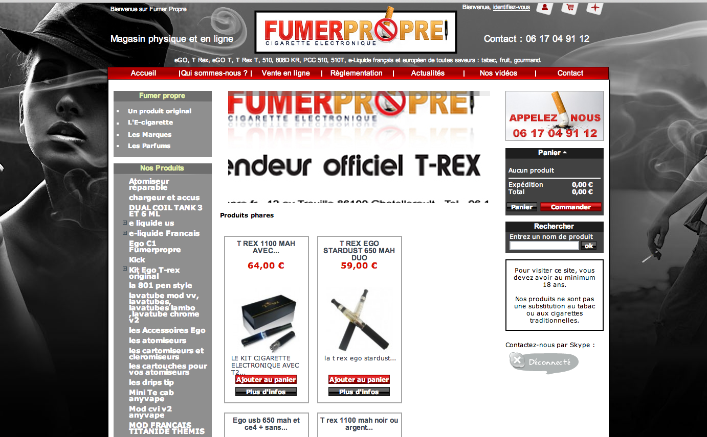 Photo of Boutique Fumer Propre