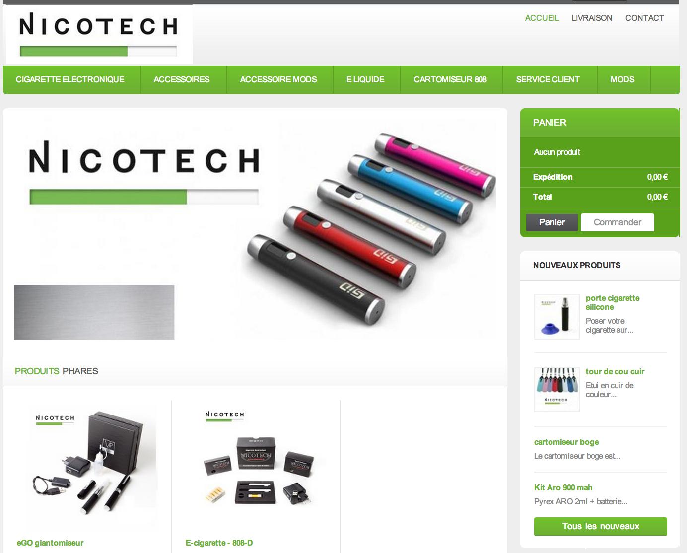 Photo of Boutique Nicotech