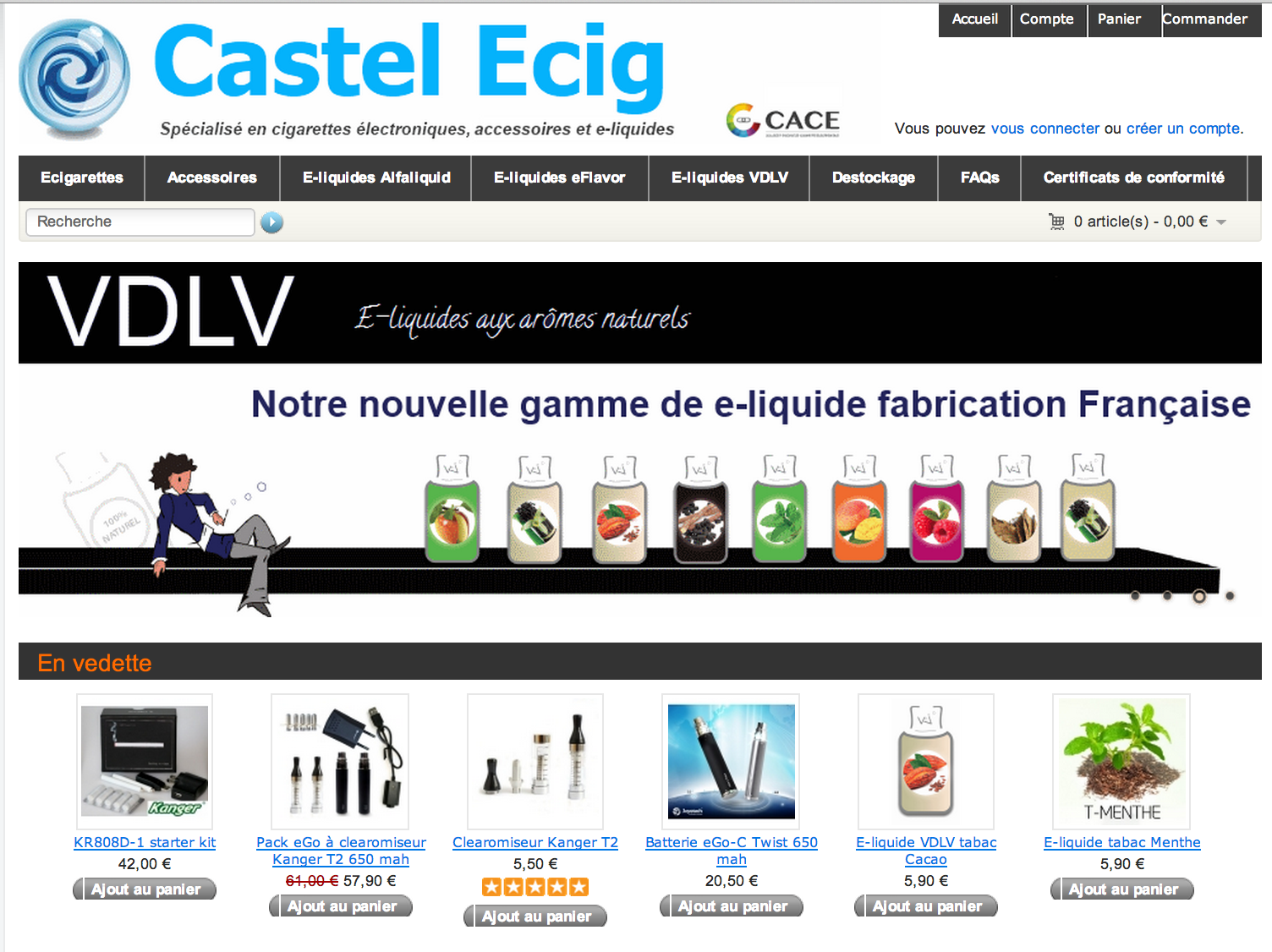 Photo of Boutique Castel ECig