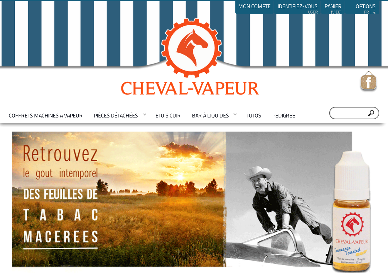 Photo of Boutique Cheval Vapeur