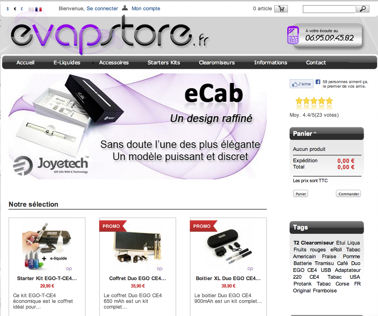 Photo of Boutique Evapstore