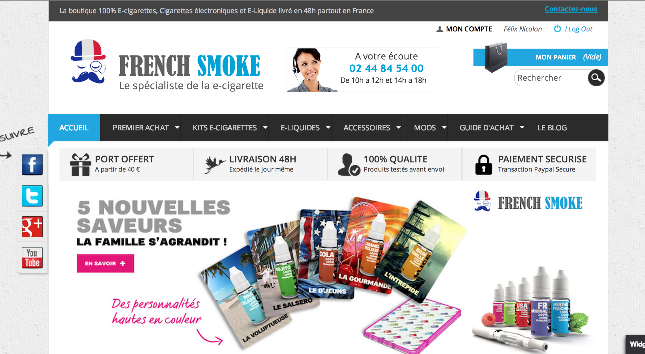 Photo of Boutique FrenchSmoke