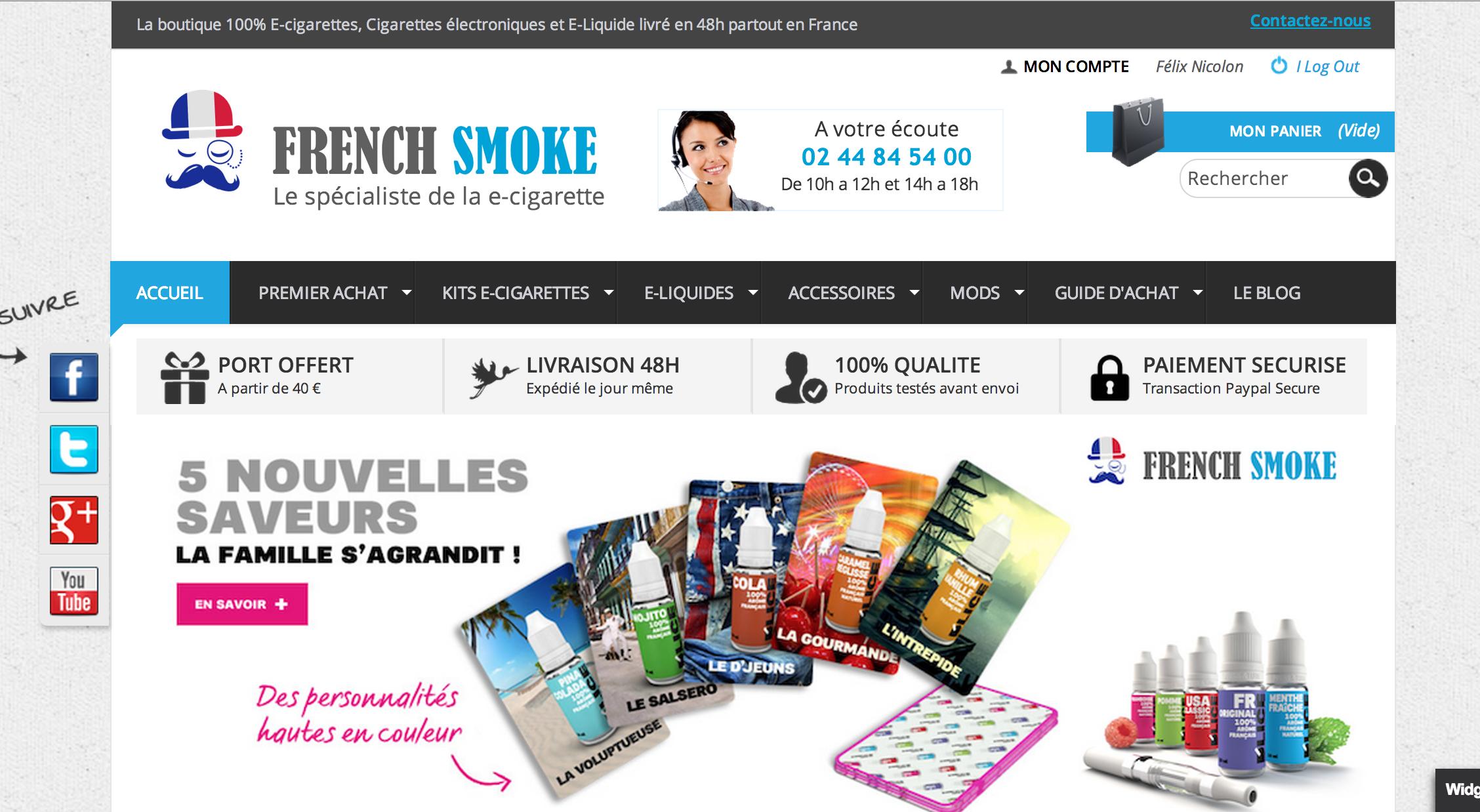 Photo of Boutique FrenchSmoke