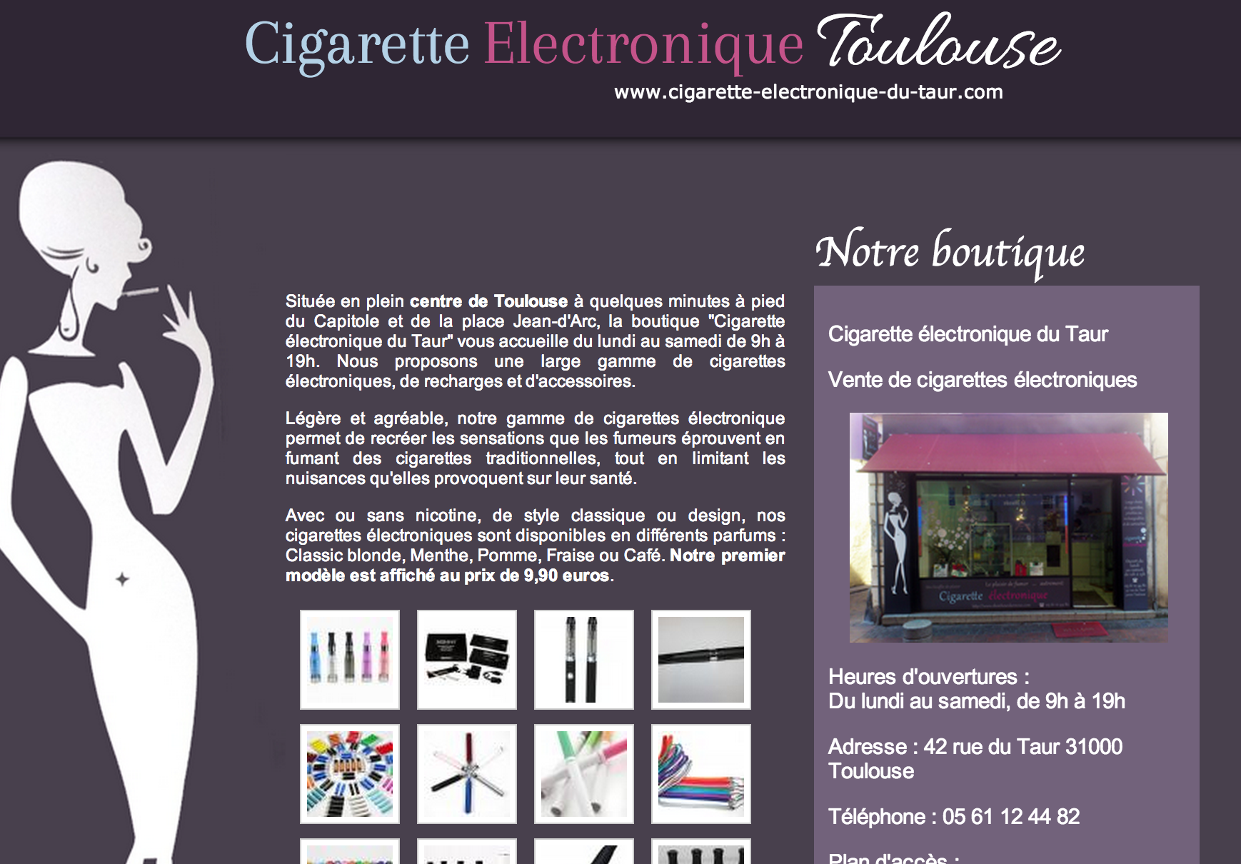 Photo of Boutique Cigarette électronique du Taur