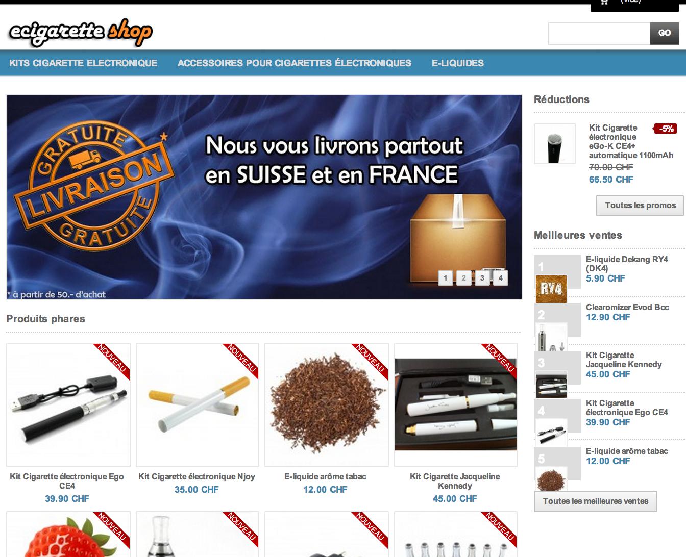 Photo of Boutique E-cigarette Shop