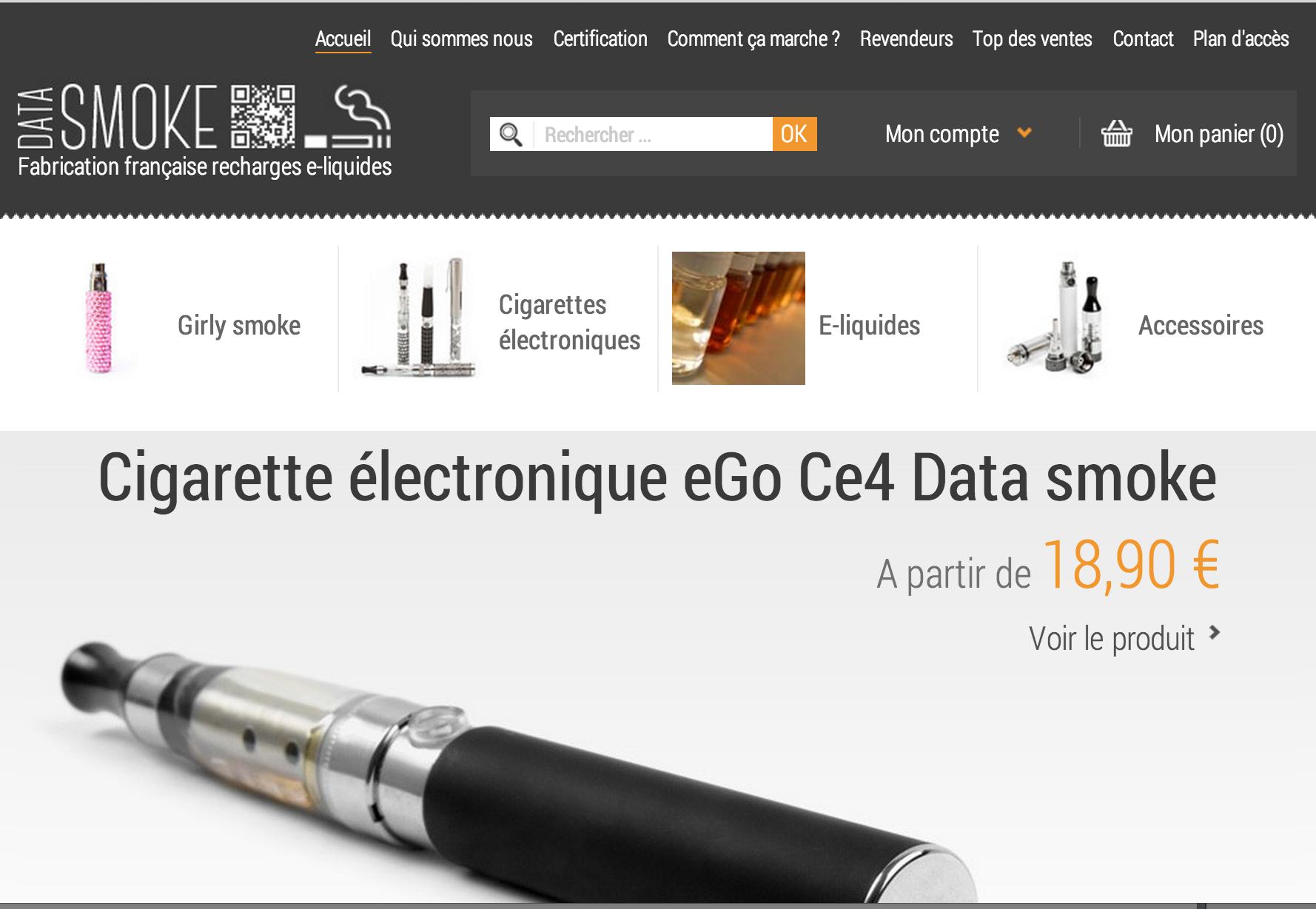 Photo of Boutique Data Smoke
