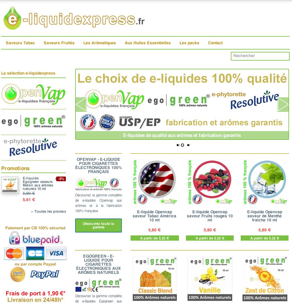 Photo of Boutique E-liquidexpress