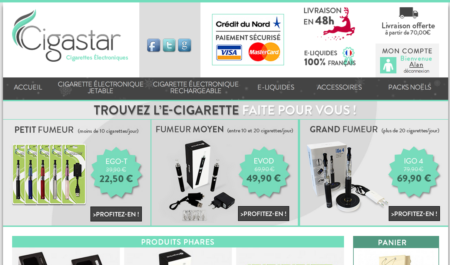 Photo of CigaStar – Pour des cigarettes électroniques de qualité