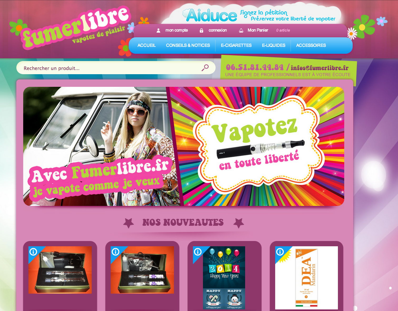 Photo of Boutique Fumer Libre