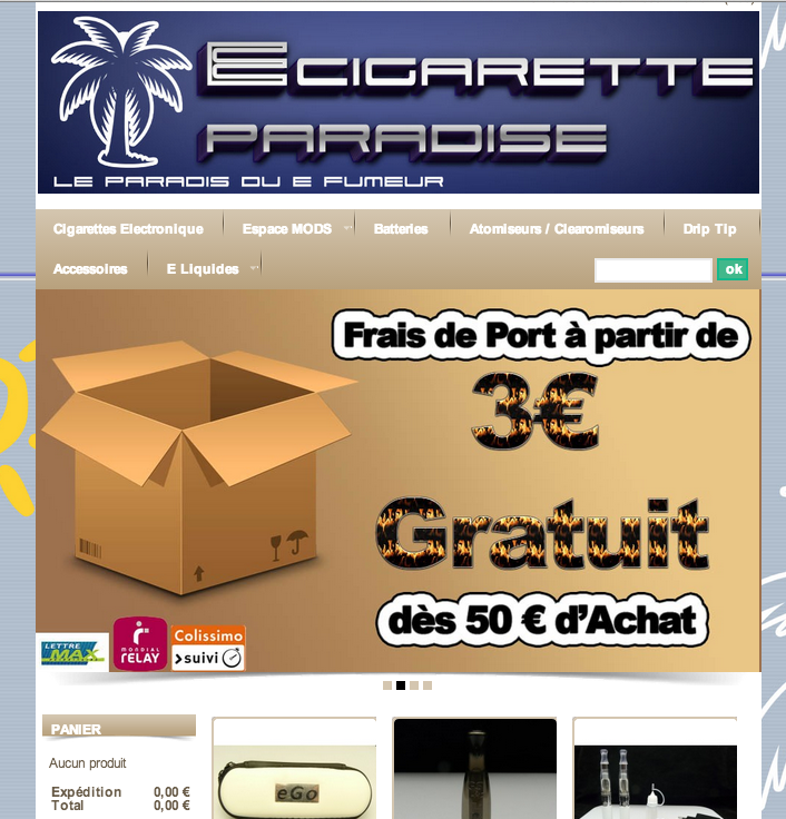 Photo of Boutique E-cigarette Paradise