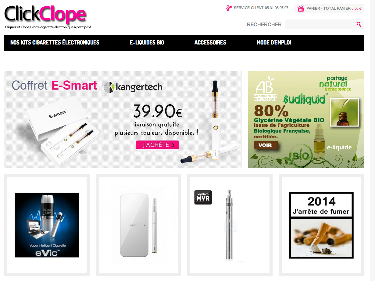 Photo of ClickClope : Cliquez, Clopez !