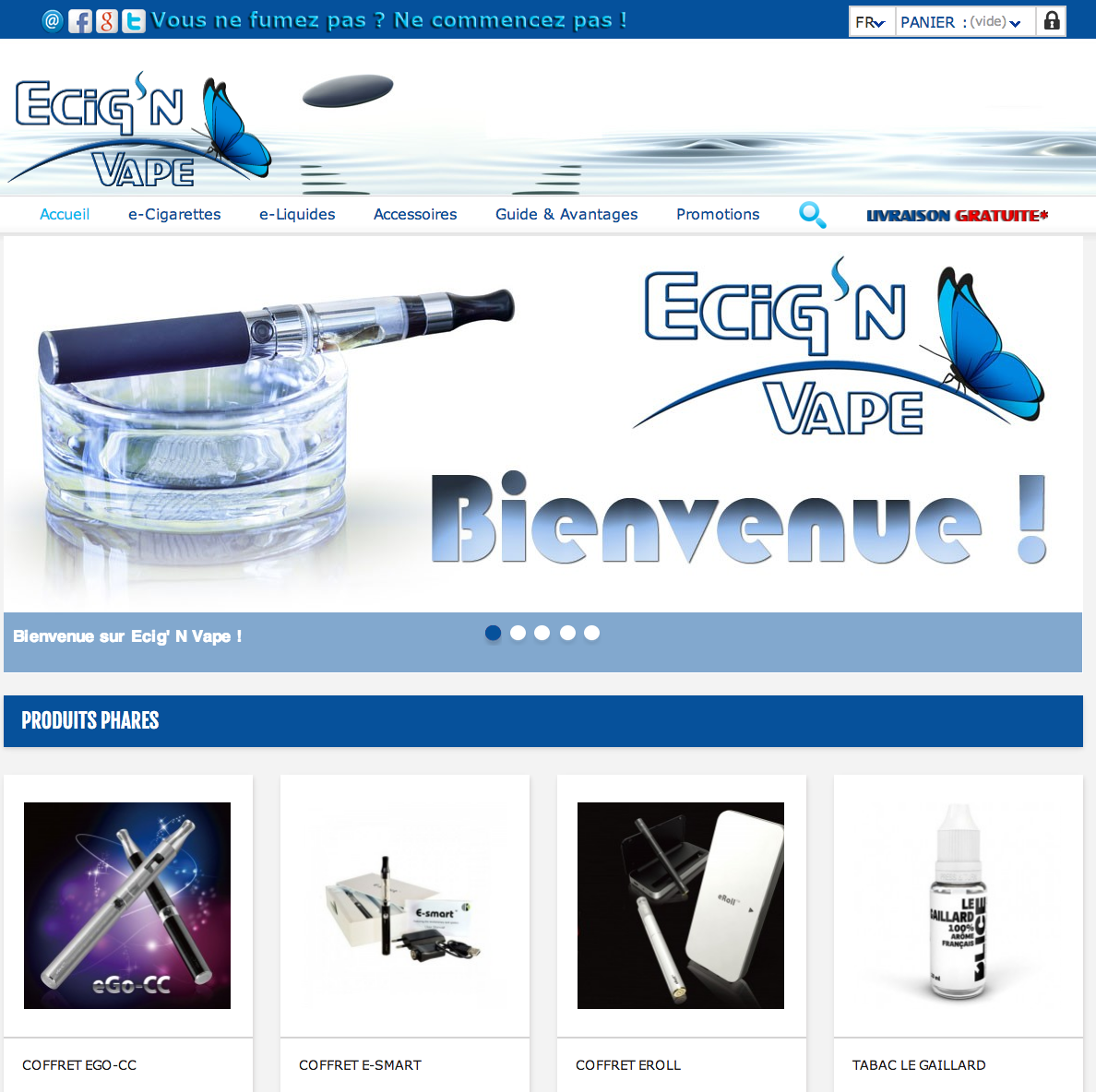 Photo of Boutique ecig-n-vape