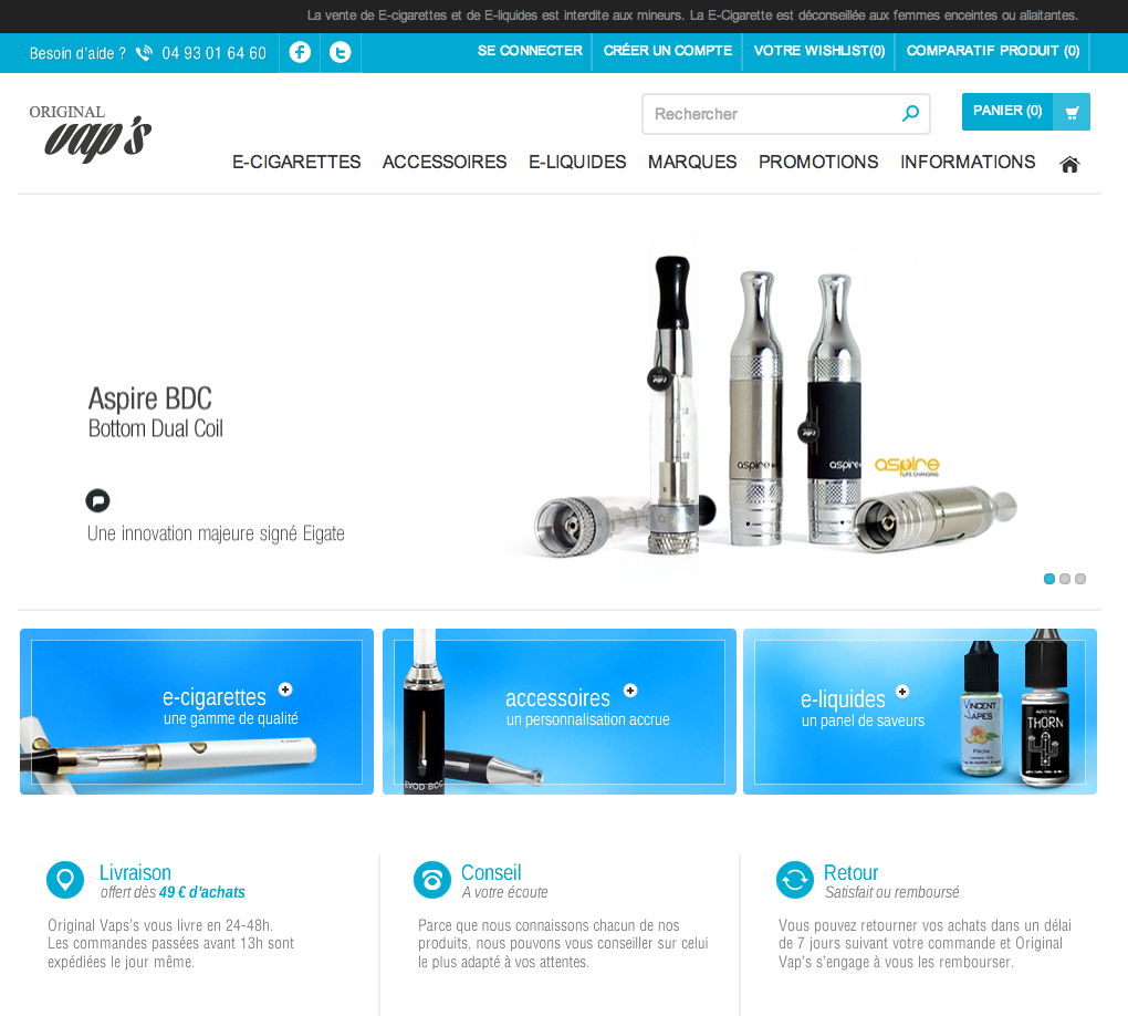 Photo of Boutique Original Vap's