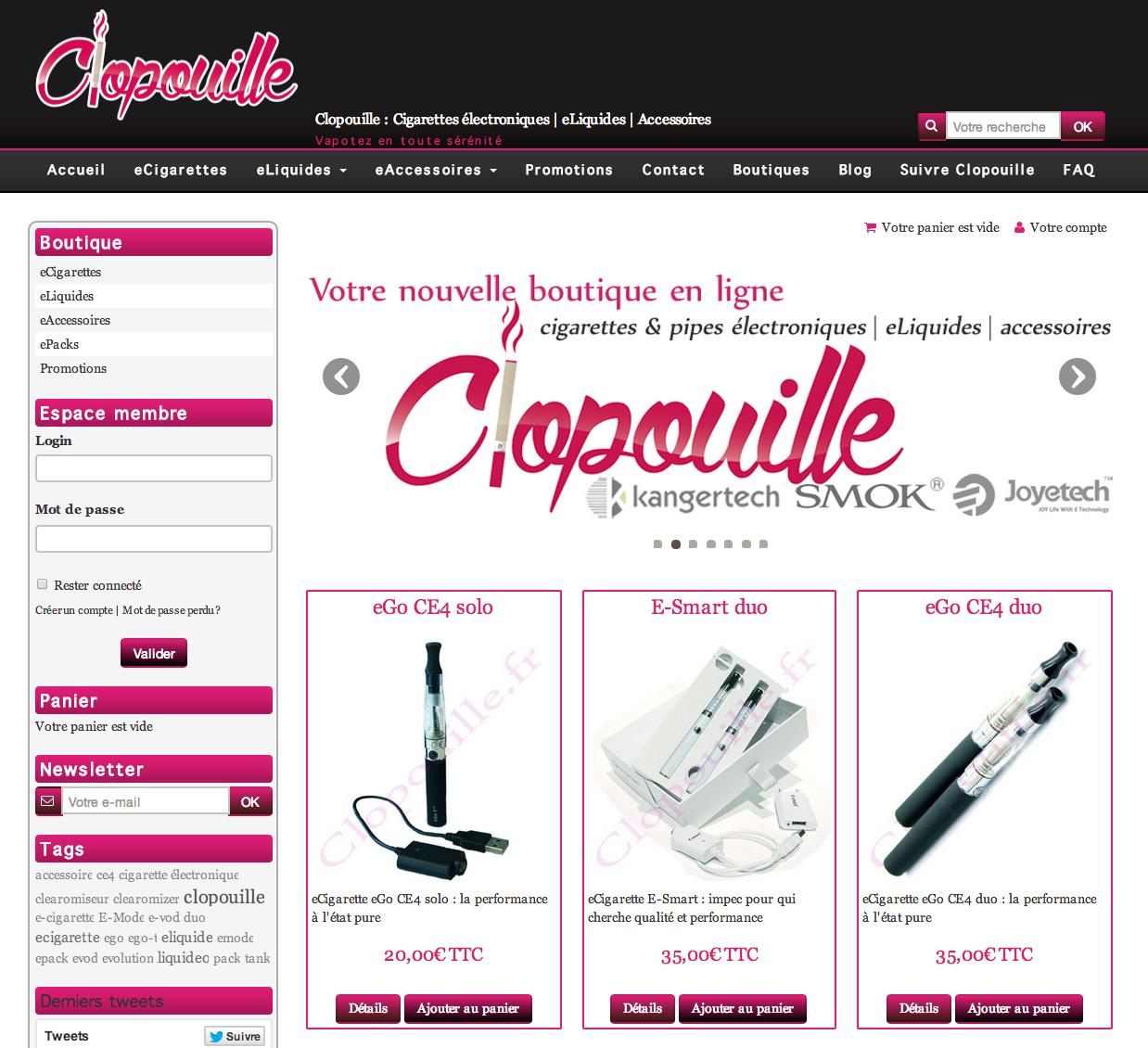 Photo of Boutique Clopouille