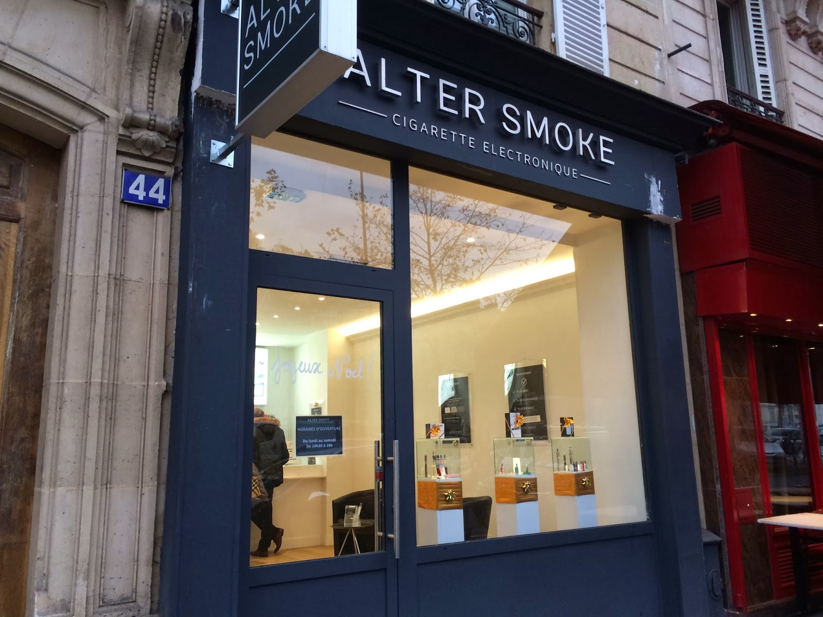 Photo of AlterSmoke Neuilly-sur-Seine