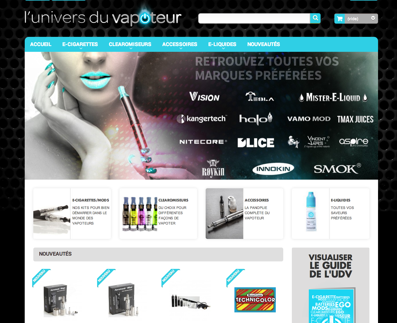 Photo of Boutique l'univers du vapoteur