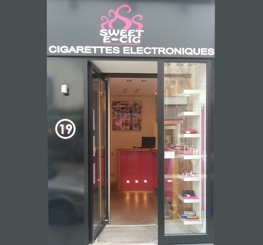 Photo of Boutique Sweet Ecig – Bry-sur-Marne