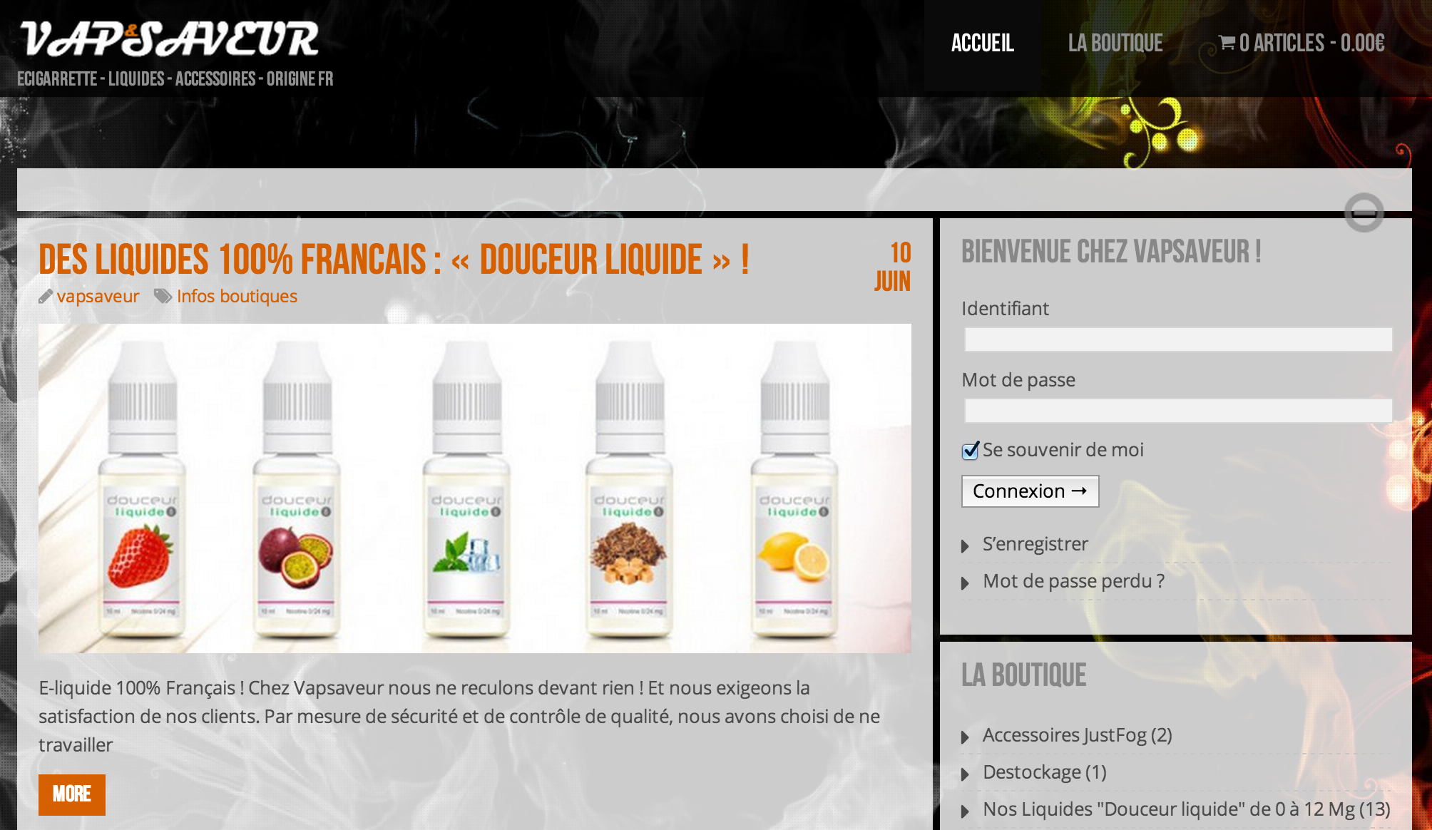 Photo of Boutique Vapsaveur