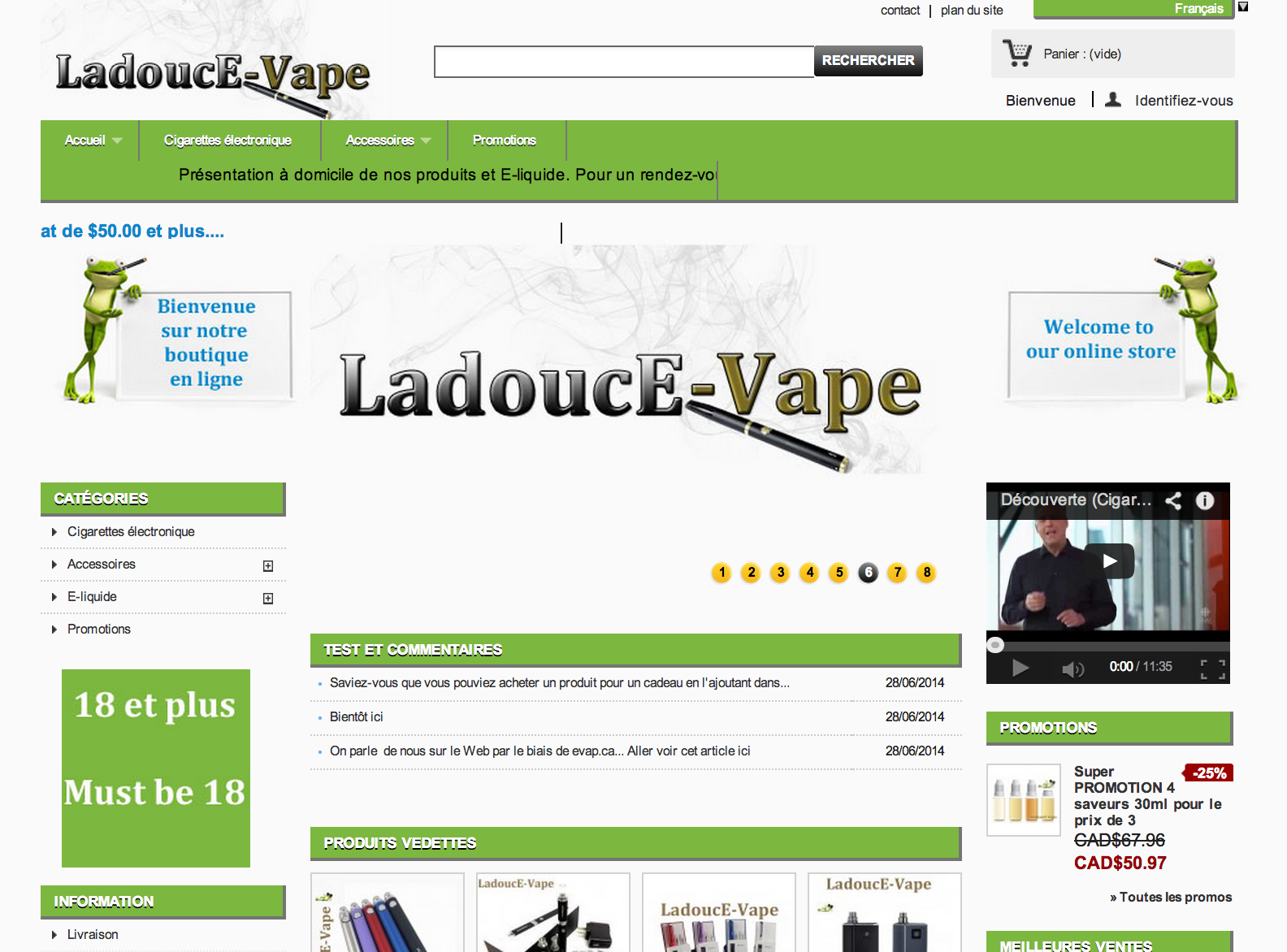 Photo of Boutique La Douce Vap