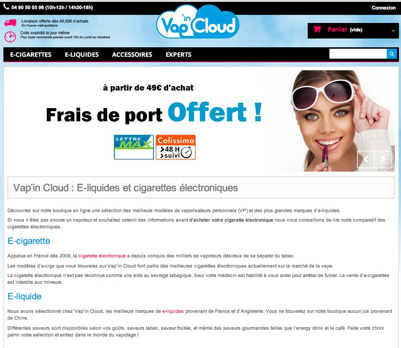Photo of Boutique Vap'in Cloud