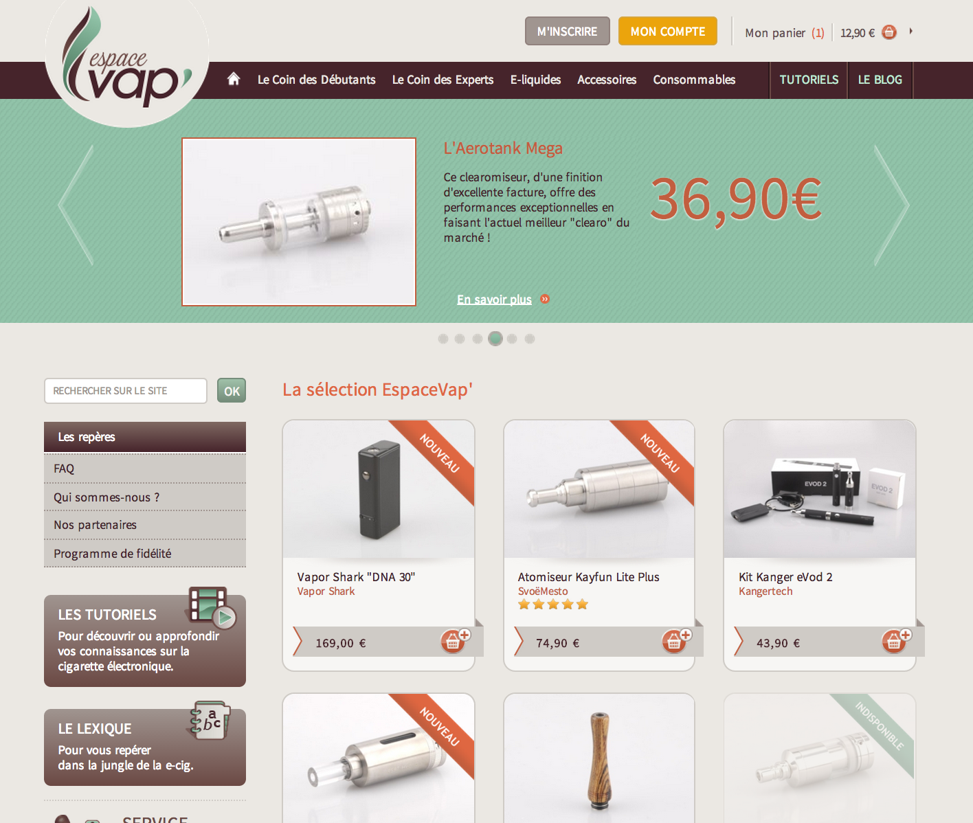 Photo of Boutique Espace Vap