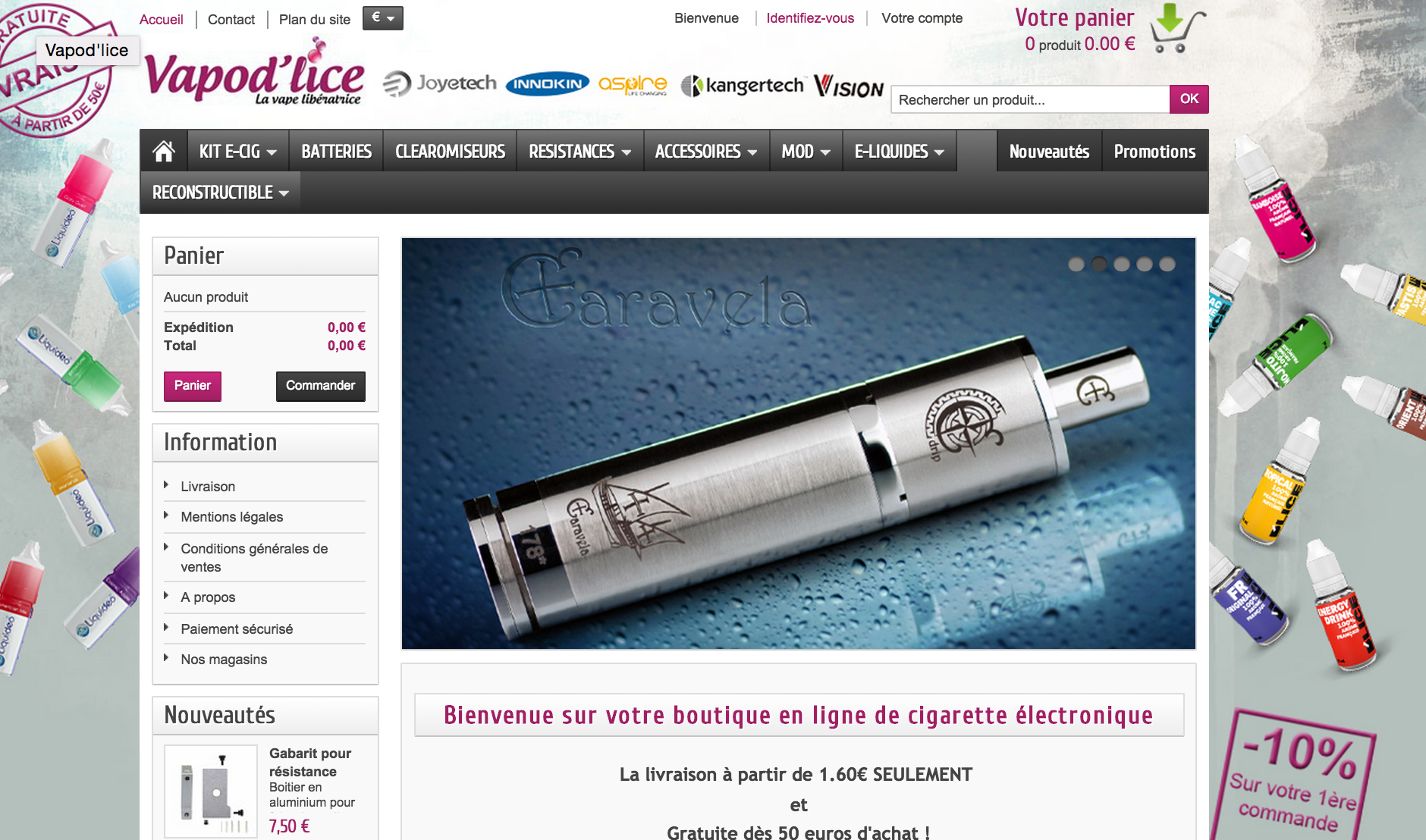 Photo of Boutique Vapod'lice
