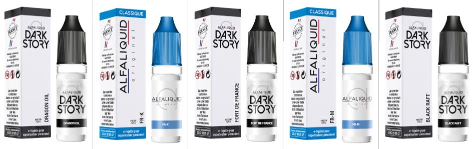 Photo of Les cinq meilleurs e-liquides d'Alfaliquid