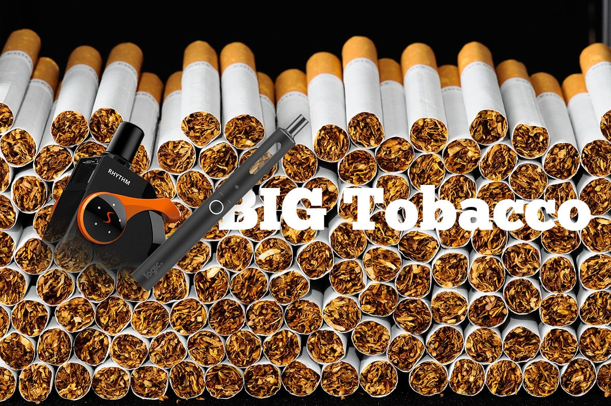 Photo of La vape, cible n° 1 de Big Tobacco