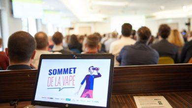 """Photo of Sommet de la vape 2019 """"Les Français ont le droit d'être mieux informés"""""""