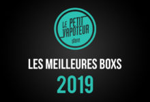 Photo of Les meilleures boxs de l'année 2019 chez Le Petit Vapoteur